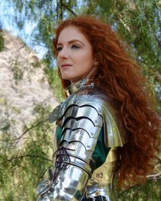 Oldest Ren Faire in the US debuts the first Lady Knight - March 2012