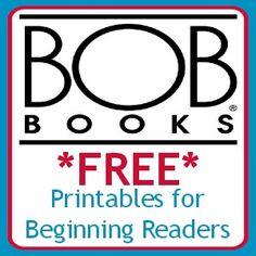 BOB Books Free Printables