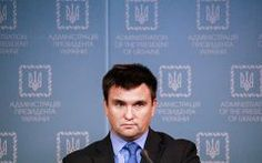The Minister of foreign Affairs of Ukraine called himself a supporter of withdrawal from the CIS