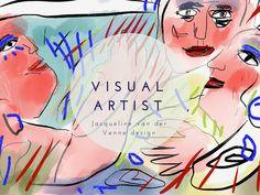 Jacqueline van der Venne graphic designer