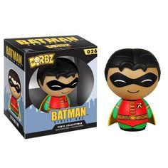 Funko Batman Dorbz Robin Vinyl Figure - Radar Toys
