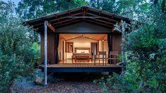 The Worrowing Wilderness Hut