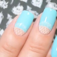 Discover recipes, home ideas, style inspiration and other ideas to try. Nail Art Hacks, Nail Art Diy, Easy Nail Art, Diy Nails, Manicure, Nail Nail, Nail Art Designs Videos, Nail Design Video, Nail Art Videos