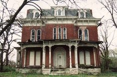 Most haunted house in Illinois