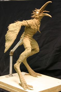 Crow Scout by goblin-bones.deviantart.com