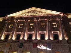 Teatro delle Muse nel Ancona, Marche
