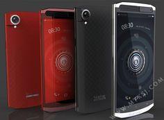 Interesante: ViewSonic V55, el primer smartphone con reconocimiento de iris
