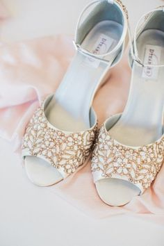 Embellished wedding