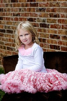 Oopsy Daisy Baby Pink Lace Oopsy Daisy Baby Pettiskirt (CLEARANCE) $48