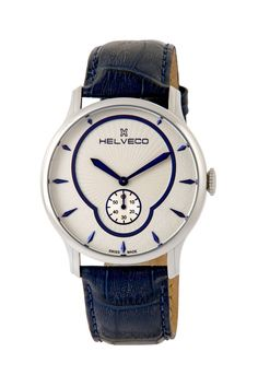 Helveco Montreux Wristwatch via EnL Watches Deluxe Italy. Click on the image to see more!