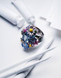 Dior Joaillerie ©Guido Mocafico
