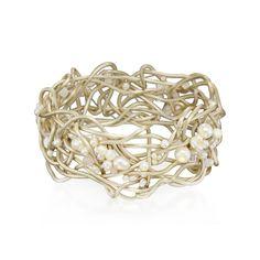 NEST.series: bracelet.pearls
