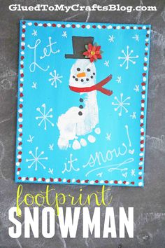 Valentines Crafts For Kids Preschool - Christmas Crafts For Kids To Make For Gifts DIY - Clay Crafts DIY Fairy Houses - Dollar Store Halloween Crafts For Kids Christmas Canvas Art, Christmas Handprint Crafts, Preschool Christmas, Thanksgiving Crafts, Xmas Crafts, Baby Crafts, Handprint Art, Summer Crafts, Felt Crafts