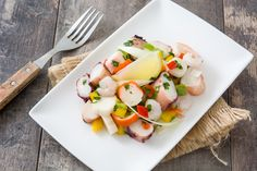 Light & Healthy - Pairing Wine & Ceviche: light, refreshing and oh-so summery! Zippy maritime whites like #Albarino, #VinhoVerde or #SauvignonBlanc from California's north coast are all delicious choices.