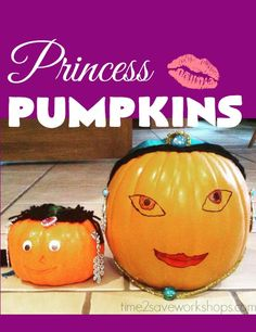 Princess Pumpkins {U