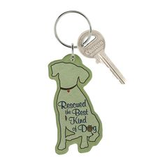 Best Kind Of Dog Keychain at The Animal Rescue Site