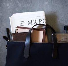 Repost @untitledv_com ・・・ #Essential / my new tote bag ❤️ #kjøre #kjore #paper #woodd #totebag #travel #news #mrporter #memobottle #vintage #heritage #passion #kjoreproject #photo #canon #instagram #friends #igers #handmade #wallets #accessories #vibram #shoes #backpacks #denim #canvas #wool #premium @kjoreproject