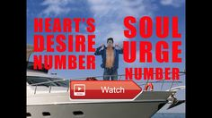 NUMEROLOGY HEARTS DESIRE SOUL URGE NUMBER INTRO  Numerology is an excellent tool for prediction since the time immemorial Numerology uses Numbers as a key to human behaviour It is an easy to learn methodWATCH Numerology Name Date Birth VIDEO  http://ift.tt/2slxIFv  #numerology
