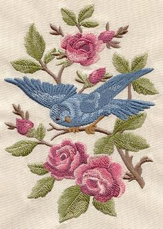 Machine Embroidery Designs at Embroidery Library! - Color Change - S0386