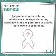 ¡Hoy va por ellas! Día Mundial Contra El Cáncer de Mama