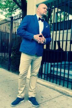 #jacket #bowtie #levis #bow #tie  Men style, men fadhion