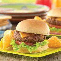 Hamburger Sliders by @mytexaslife