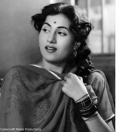 World Wide Vogue: Lovely Madhubala - Rail Ka Dibba-1953