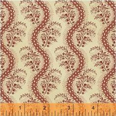 Ophelia ca. 1895, 40350-1, Windham Fabrics