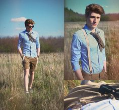 Heaven and Earth (by Zoltán Szilágyi) http://lookbook.nu/look/3389623-Heaven-and-Earth