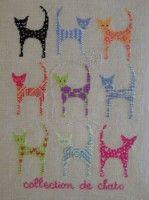 Gallery.ru / Фото #3 - Colourfull cats - mayaak