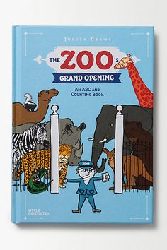 The Zoo's Grand Opening #anthropologie