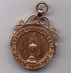 ♠ #LFC #History Reds crowned champions for first time in 1900/01 season.