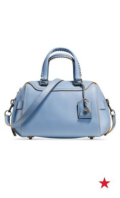 3a01c52eb16d COACH Ace Satchel in Glovetanned Leather   Reviews - Handbags   Accessories  - Macy s