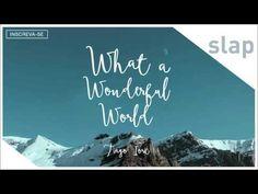 TIAGO IORC - What a Wonderful World (Música de abertura da novela Sete V...