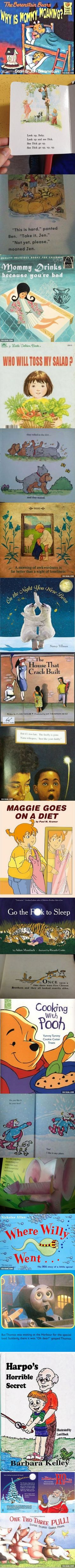21 Horribly Inappropriate Books To Traumatize Your Children