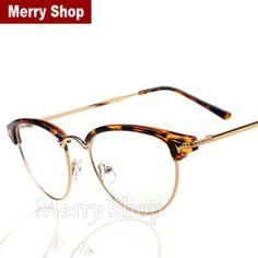 4879170842b0e Online Shop Hot Sale 2014 New Designer Cat Eye Men Glasses Retro Fashion  Black Women Glasses