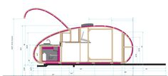 Teardrop Trailer - plans & links.