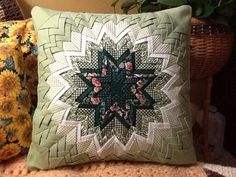 """For tutorials, look up in YouTube """"Somerset Patchwork"""" and go from there."""