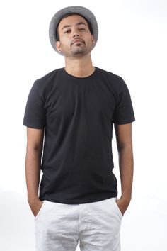 Be Bolder than ever in a Black. Explore at www.indophile.in #fashion #India #organiccotton #black