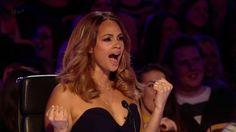 Alesha Dixon. Britain's Got Talent. 17 May 2014 (c) 2014 ITV