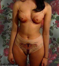 Andi pink nude