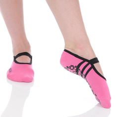 Great Soles Sticky Socks - Perfect to avoid sliding all over your mat