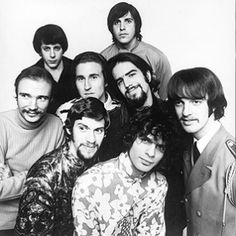 """Blood, Sweat & Tears ~ I'm surprised their music doesn't get more airplay on """"classic"""" rock stations. David Clayton Thomas had an outstanding voice. Favorite song: """"Spinning Wheel"""", but I liked almost everything they did."""