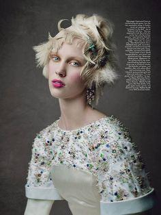 W Magazine May 2013