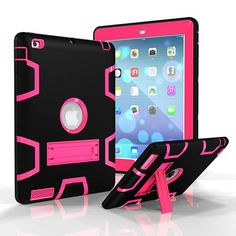 Shockproof Silicone Case for Apple iPad 4 3 2 9.7 Kids Safe Luxury Armor Heavy Duty Rugged Back Hard Cover Cases for iPad 2/3/4