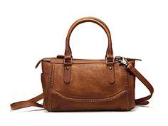 Unisex Vintage Leather Holdall Duffel Bag, Overnight Bag, Gym Bag BY140155 - echopurse