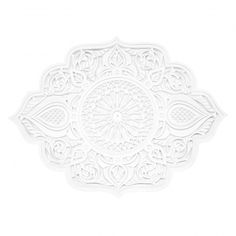 Arabian Lotus - My Moroccan Style Plaster Ceiling Rose, Coving, Free Park, Ceiling Decor, West London, Moroccan Style, Wall Tiles, Vintage Looks