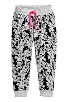 Printed sweatpants | H&M