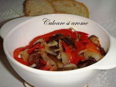 Salata de toamna (opintici, gogosari, ceapa, morcovi) – Culoare si Arome 30 Minute Meals, Beef, Food, Canning, Kitchens, Salads, Meat, Meals, Ox