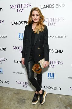 Olivia Palermo - Mother's Day special screening, New York - April 28 2016